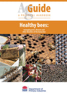 AG Healthy Bees bookcover