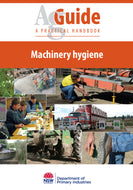 AG Machinery hygiene bookcover
