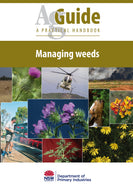AG Managing Weeds bookcover