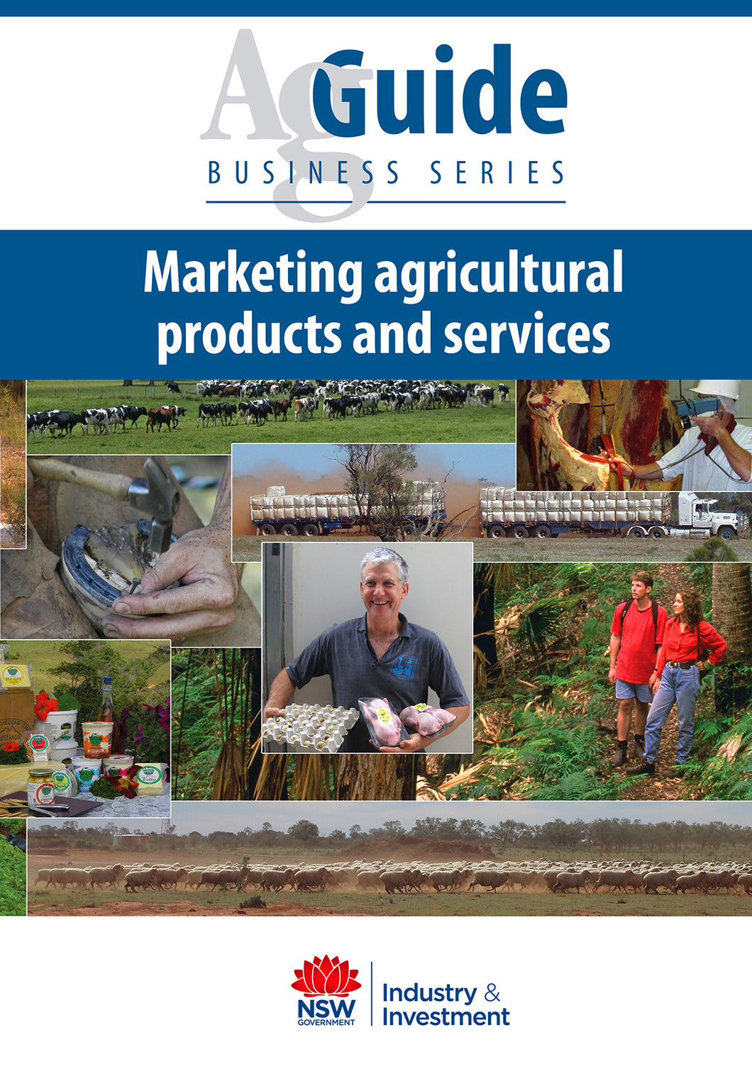 AG Marketing bookcover