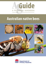 Load image into Gallery viewer, AG Native Bees bookcover