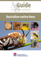 AG Native Bees bookcover