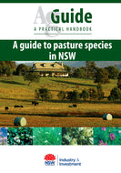 AG Pasture species bookcover