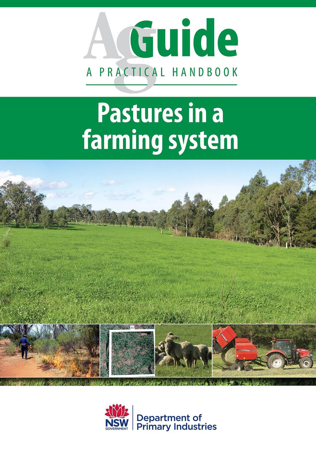 AG Pastures bookcover