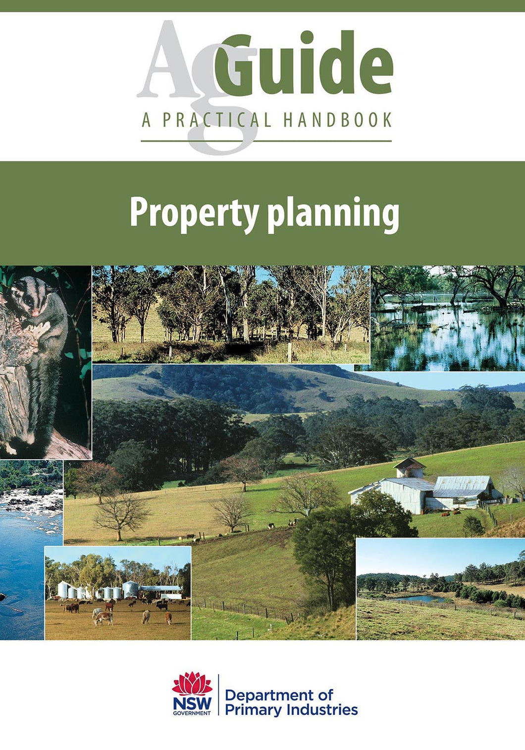 AG Property planning bookcover