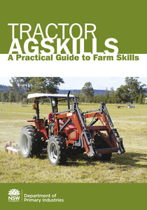 AS Tractor agskills bookcover