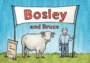 Bosley and Bruce bookcover