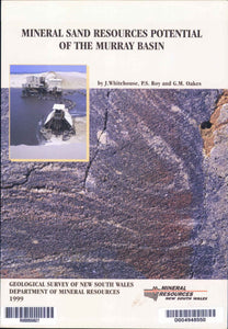 Image of Mineral Sand Resource Potential of the Murray Basin book cover
