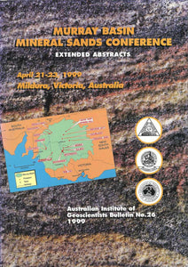 Image of Murray Basin Mineral Sands Conference: Extended Abstracts book cover