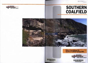 Image of Southern Coalfield Geological Explanatory Notes 1998 book cover
