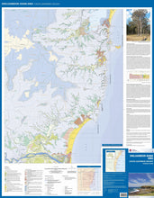 Load image into Gallery viewer, Image of Shellharbour Kiama Area Coastal Quaternary Geology map