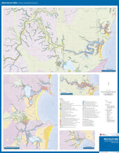 Load image into Gallery viewer, Image of reverse side of Bega Valley Area Coastal Quaternary Geology map