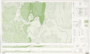 Image of Singleton 1:25000 Geological map