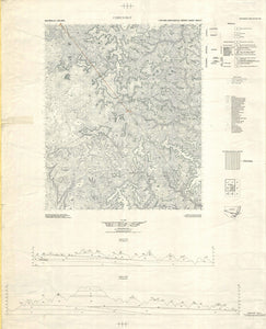 Image of Coricudgy 1:50000 Geological map