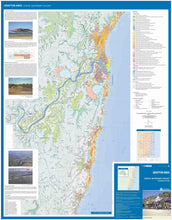 Load image into Gallery viewer, Image of Grafton Area Coastal Quaternary Geology map