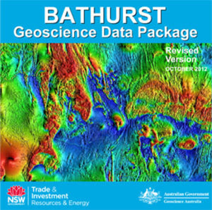 Image of Bathurst Geoscience Database Revised version digital data package