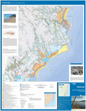 Load image into Gallery viewer, Image of Forster Area Coastal Quaternary Geology map