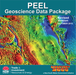 Image of Peel Geoscience Database Revised version digital data package