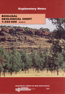 Image of Booligal Explanatory Notes 1997 book cover