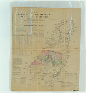 Image of County of Beresford, Parish of Coolringdon  map