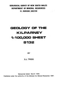 Image of Kilparney Explanatory Notes 1987 book cover