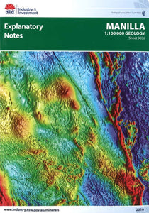 Image of Manilla Explanatory Notes 2010 book cover
