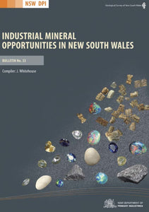 Image of Bulletin Number 33   2007: Industrial Mineral Opportunities in New South Wales book cover