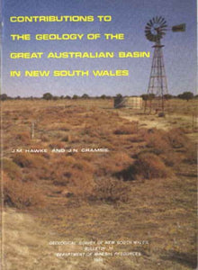 Image of Bulletin Number 31   1984: Contributions to Geology of Great Australian Basin in New South Wales. book cover
