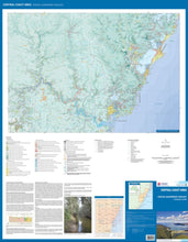 Load image into Gallery viewer, Image of Central Coast Area Coastal Quaternary Geology map