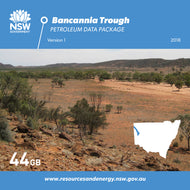 Image of Bancannia Trough Data Package digital data package