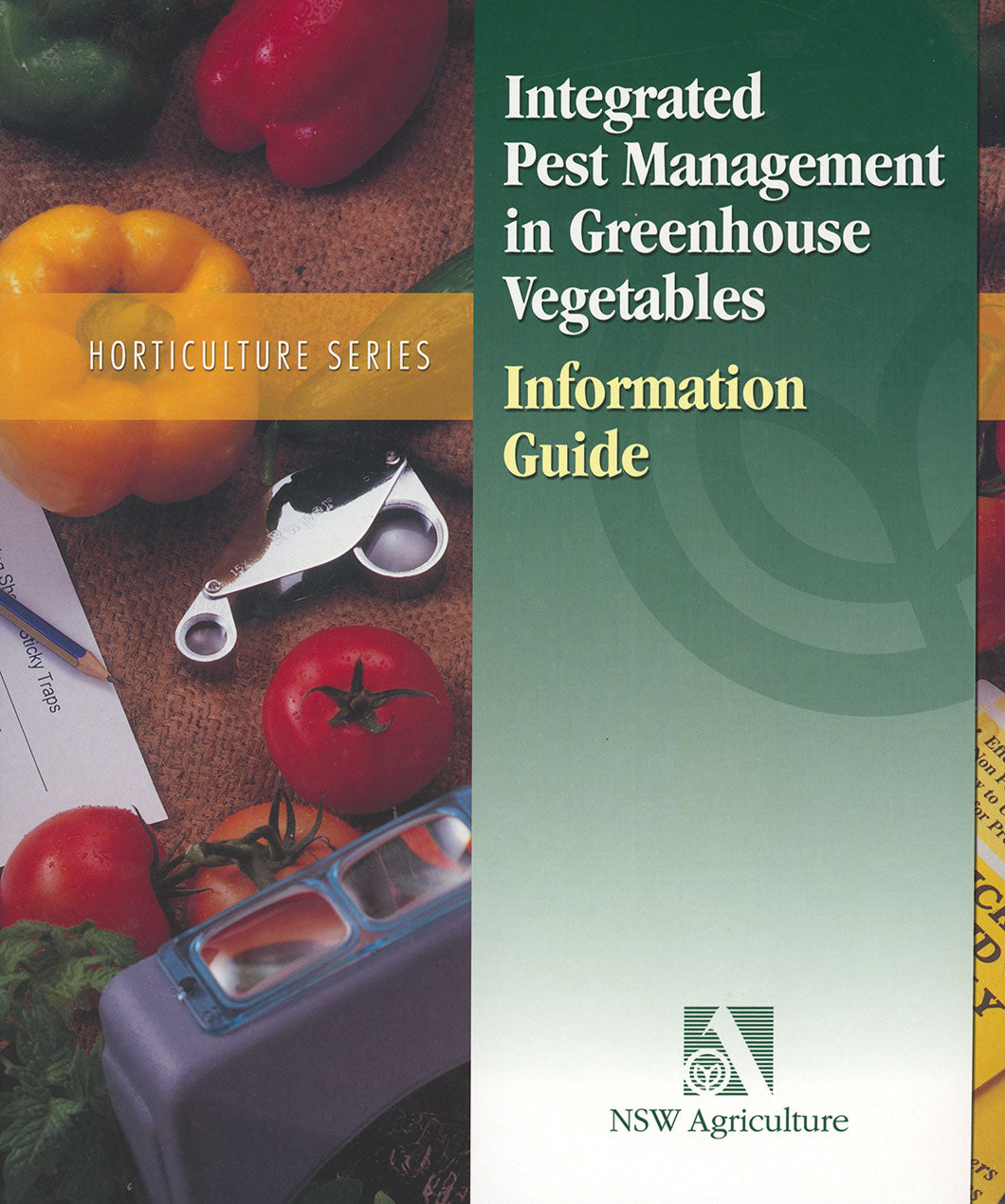 IPM greenhouse vege bookcover