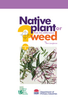 Native and weed 2 bookcover