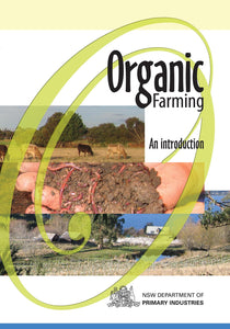 Organic farming intro bookcover