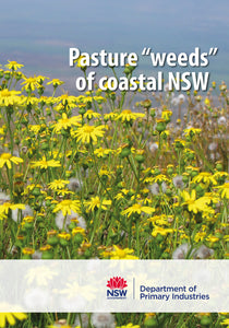 Pasture weeds of coastal NSW bookcover