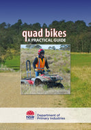 Quad bikes practical guide bookcover