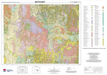 Load image into Gallery viewer, Soil Landscapes of the Bathurst 1:250 000 Sheet