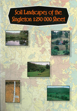 Load image into Gallery viewer, Soil Landscapes of the Singleton 1:250 000 Sheet report cover