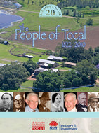 people of Tocal bookcover