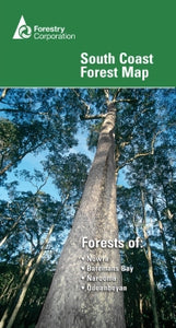 South Coast Forest Map cover page