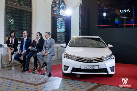 New Launch : Toyota Corolla Altis