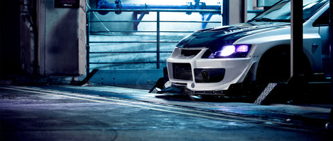 Feature : Varis Time Attack Evo 9