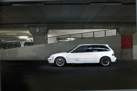 90's Inspired Civic EF-9 : All function.