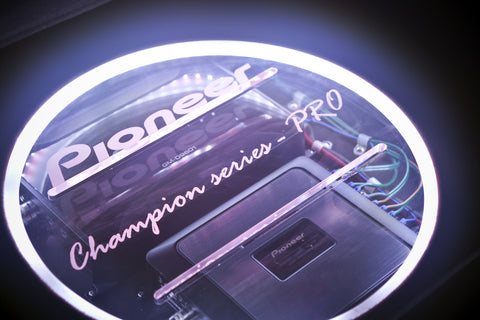 Event : Pioneer - The next stage of in-car entertainment