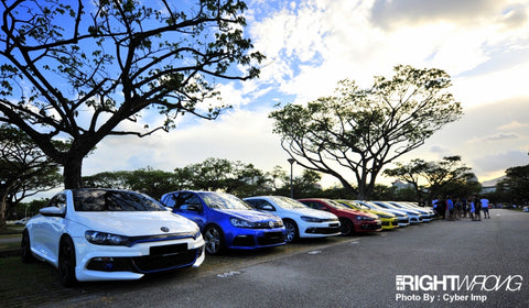 Events: VW Scirocco Meetup