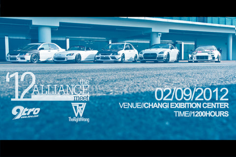Event : The Alliance Meet 2012