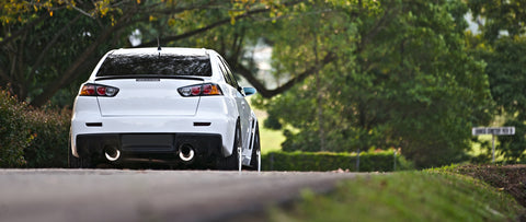 Feature : The Cleanest Evo X on the streets