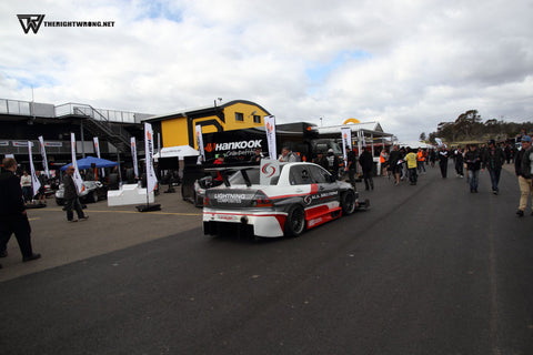 Event : Behind the pits, WTAC Day 1 and 2