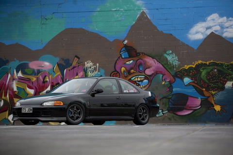 Readers Submission : Rocky's Track Civic from New Zealand
