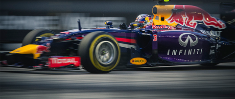 Formula 1 Infiniti Red Bull Racing Garage Tour 2014