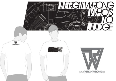 Random Snaps : TheRightWrong.net T-shirt!